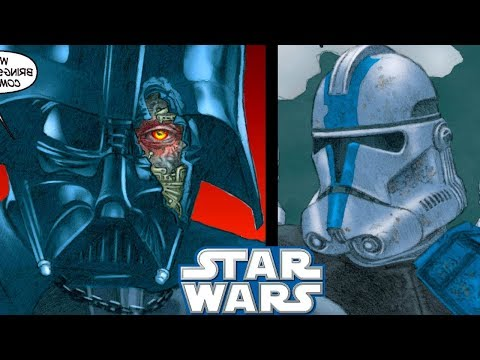 How Commander Appo SAVED Darth Vader's Life AFTER Order 66- Star Wars Explained