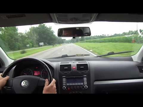 2008 Volkswagen Jetta Test Drive
