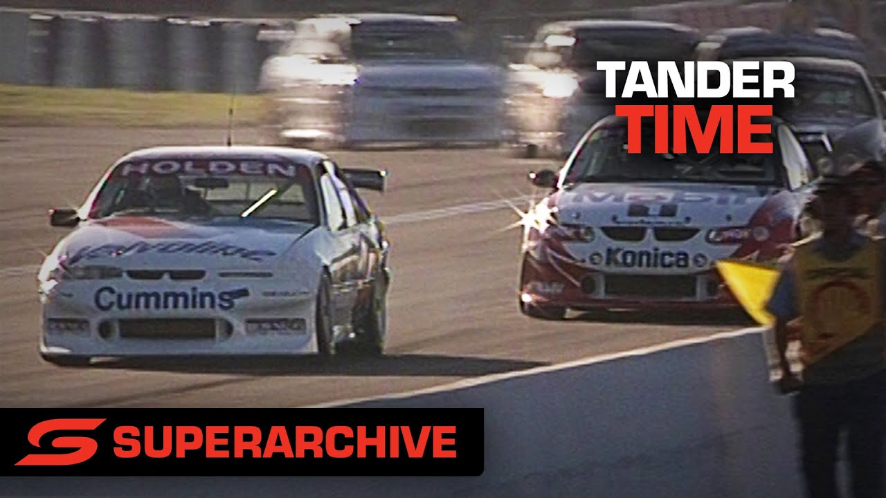 Race 22 - Calder Park [Full Race - SuperArchive]   1999 Shell Championship Series