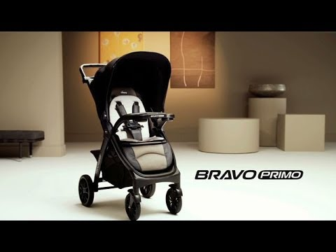 Chicco Bravo Primo Stroller Features Youtube