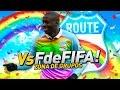 ROUTE ARCOIRIS - YAYA TOURE IF VS FdeFIFA - ZONA DE GRUPOS Music Video