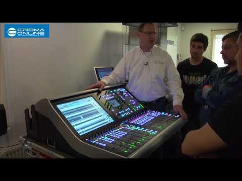 Entrenamiento Solid State Logic L300, Max Noach