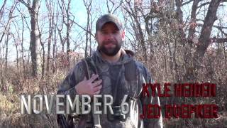 OL' Bow Gang Public Land Beginner's Luck Buck in Missouri