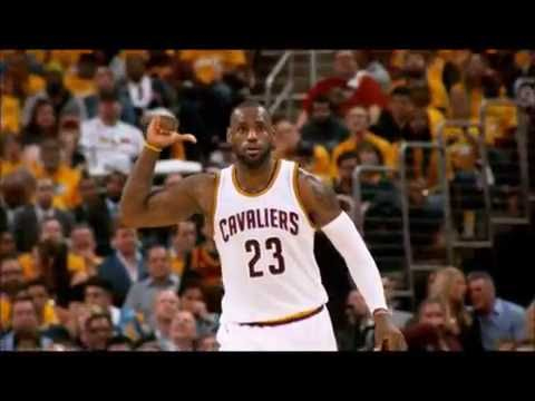 2016 Cleveland Cavaliers NBA Finals Hype Video