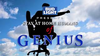 Bud Light - Balcony Sing Along Starter Stay at Home Humans of Genius 60s