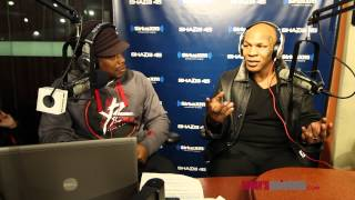 Mike Tyson Tells Story When Brad Pitt Was Scared of Him on Sway in the Morning