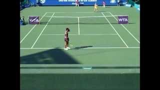 ■ JAPAN WOMEN'S OPEN TENNIS 2014 ■ Elina SVITOLINA VS Naomi OSAKA