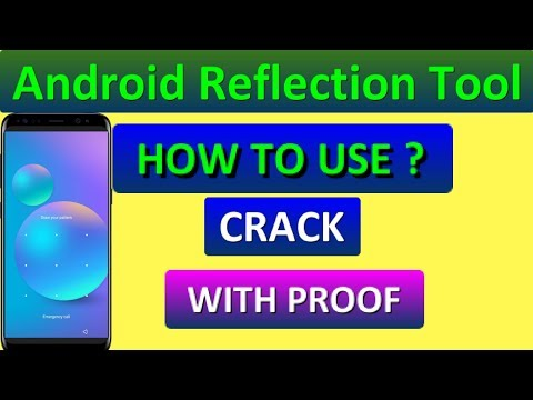 Android Reflection Crack Tool 2018