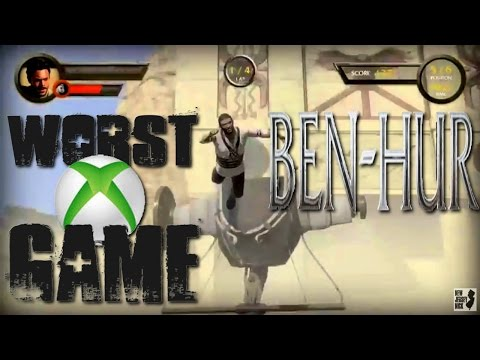 Is BEN-HUR the Worst Xbox One Game? A Free Movie Tie in Game for a Box Office Bomb?