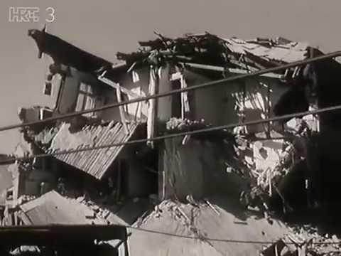 Dokumentaren film - Skopje '63 earthquake  (54 godini od katastrofalniot zemjotres vo Skopje '63 )