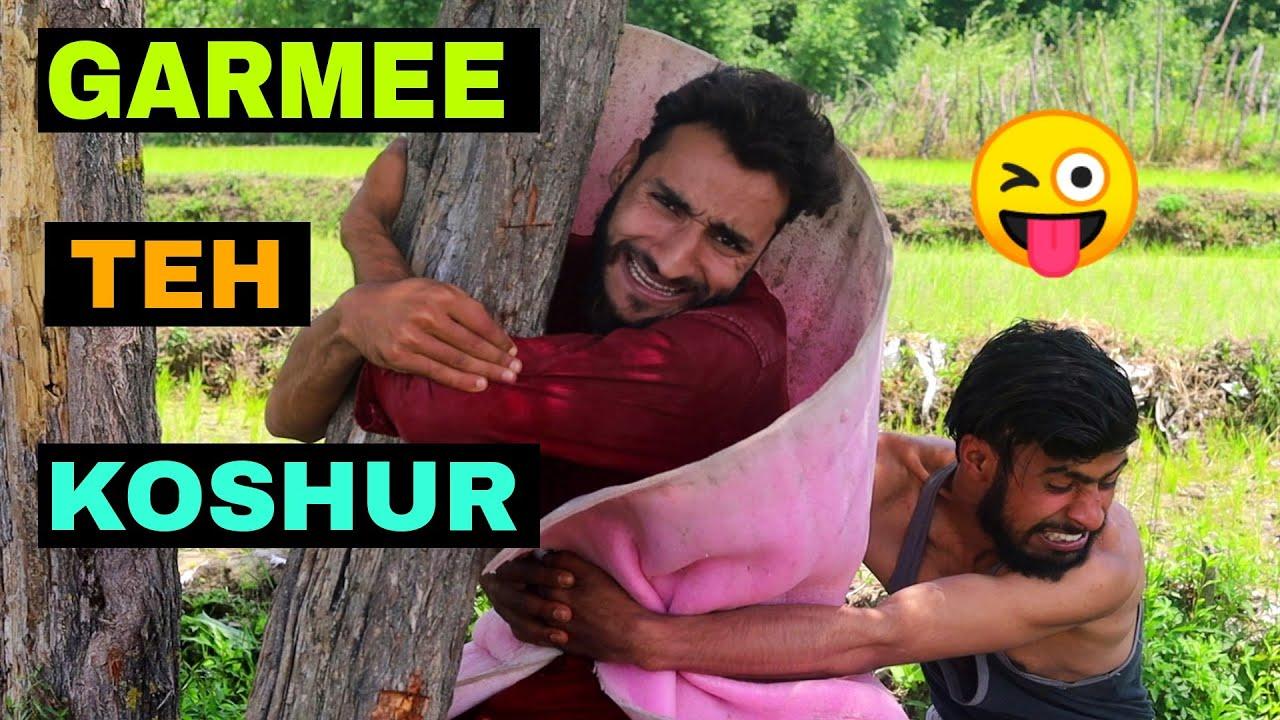 Garme Teh Koshur Funny Video By Kashmiri Rounders