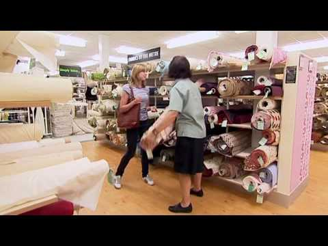 Experience A Dunelm Store