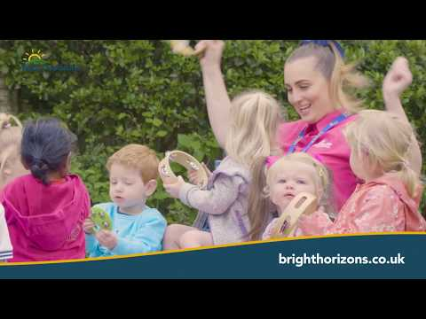 Bright Horizons TV Advert 2019