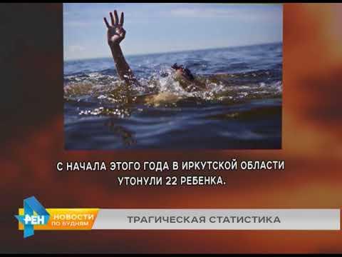 ЧП с детьми в Иркутской области: когда цифры страшнее слов