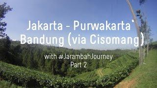 Nusantara Motopackers | Solo Riding [Jakarta - Jatiluhur Dam - Bandung Part 2]