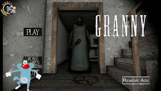 Granny Oggy   Hindi   Oggy With Cockroaches Hindi   Pummy Gaming  