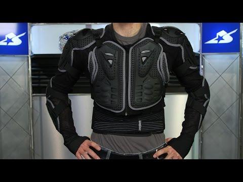 Tourmaster cortech armour