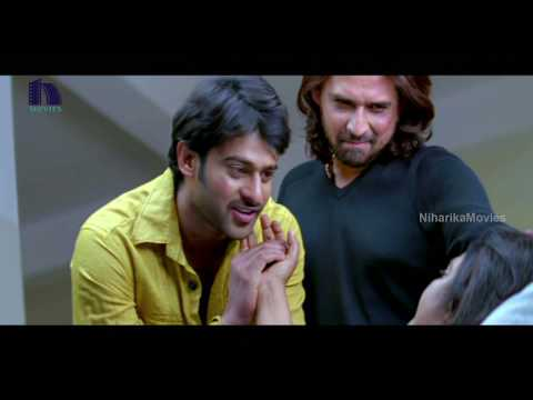 Prabhas And Sonu Sood Climax Fight Scene - Ek Niranjan Movie Scenes thumbnail