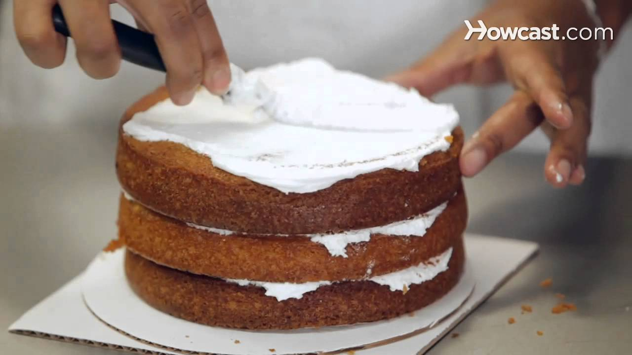 How To Assemble A Baseball Cap Cake Birthday Cakes Youtube