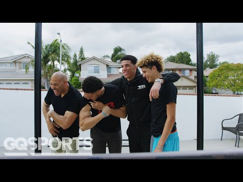 Thumbnail: LaVar Ball Explains How His Sons Became the Most Dominating Basketball Players Ever | GQ