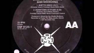 Ghetto Brothers - Downtown Attitude