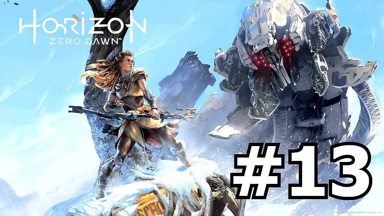 Horizon Zero Dawn Gameplay Walkthrough Part 13 Meeting
