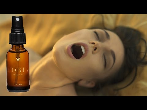 Marijuana Lube Gives 15-Minute Orgasms?