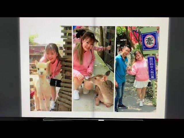 新加坡旅客candy 佩君家族旅行寫真
