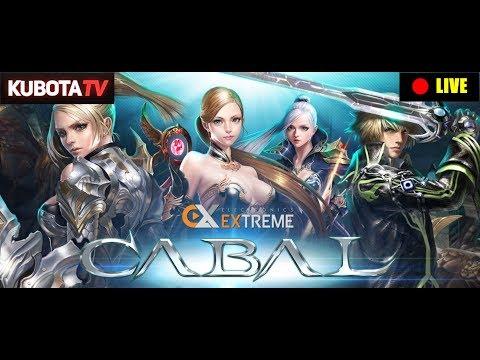 Live!! Cabal Online(TH) SV.Scorpio คูโบต้า(FA)