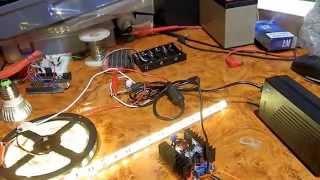 Варианты простого подключение светодиодных лент(Поддержать мой проект и..., 2014-01-04T15:56:12.000Z)