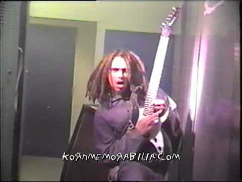 KoRn Clown Video Shoot Behind The Scenes