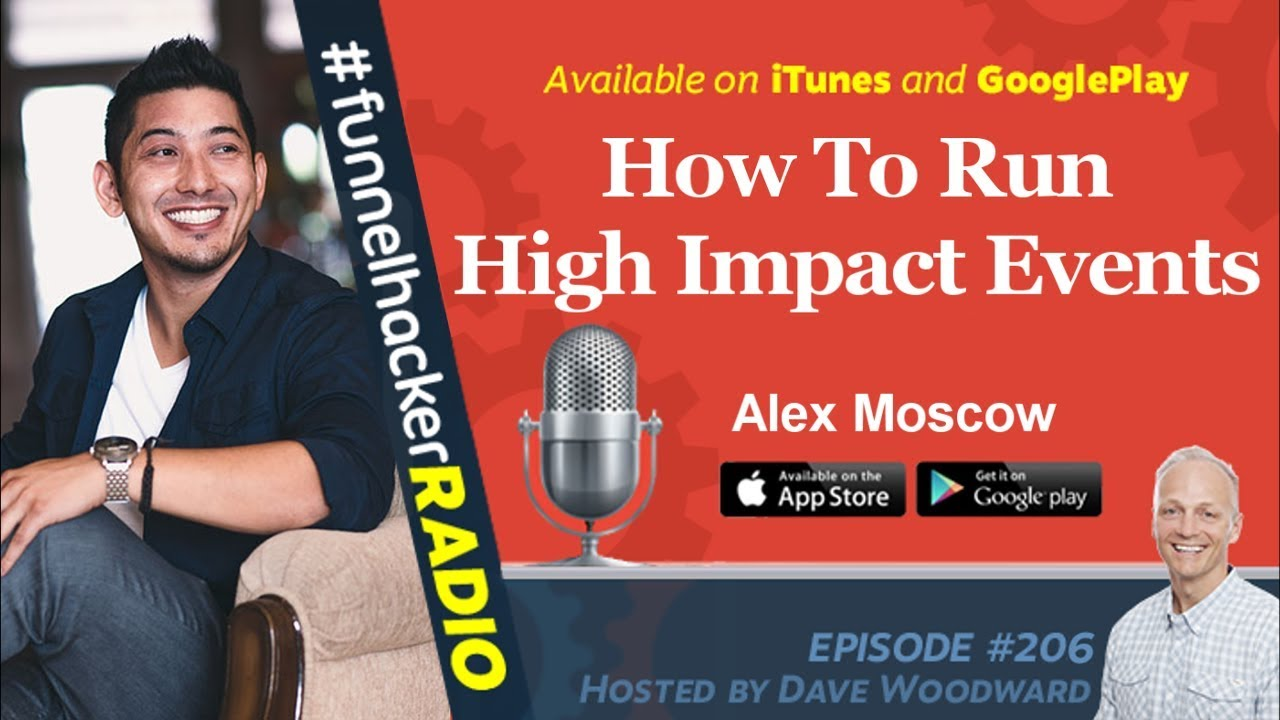 How To Run High Impact Events - Alex Moscow - FHR #206