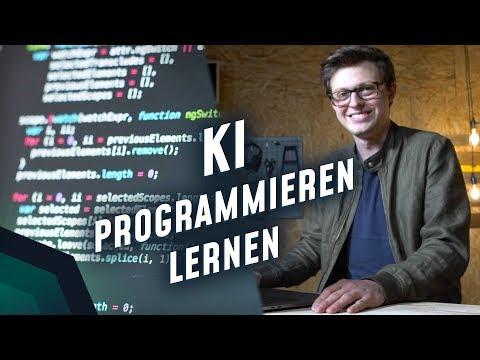 KI programmieren in 10 Minuten l Tutorial Teil 1   Breaking Lab thumbnail