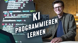 KI programmieren in 10 Minuten l Tutorial Teil 1 | Breaking Lab | Fast Forward Science 2019