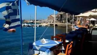Santorini - Asinelli, Sirtaki e piatti rotti...