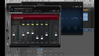 How To Set Up Your Logic Bus Layout in Logic Pro X 10.4 [Tutorials by Kameechi #2]
