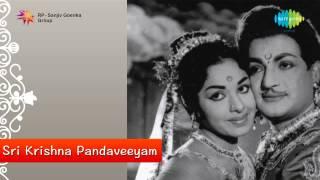 Sri Krishna Pandaveeyam | Matthu Vadhalaraa song