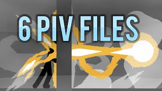 Pivot Effects - 6 PIV FILES PACK by Horsie