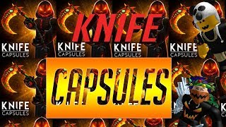 Jogo Roblox Knife Capsules | Roblox R$ Hack Download