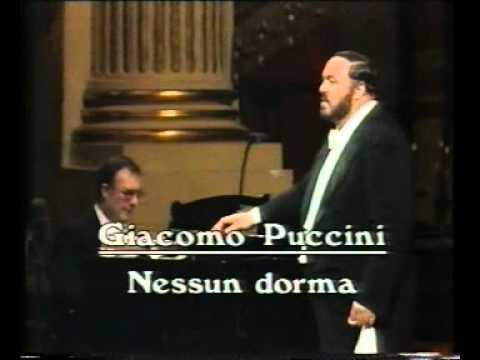LUCIANO PAVAROTTI TEATRO ALLA SCALA RECITAL 1983 6