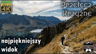 Tatry 6 - Przełęcz Krzyżne z doliny Gąsienicowej