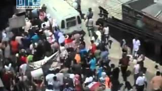 شام - اللاذقية تحية لأهالي الدعتور و دمسرخو لموقفهم 3-6
