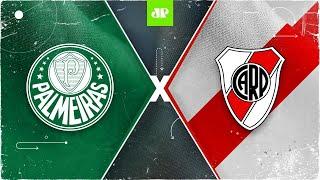 Palmeiras 0 x 2 River Plate - 12/01/2021 - Libertadores