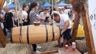 Фестиваль шашлыка 2018 в городе Ахтала,Армения