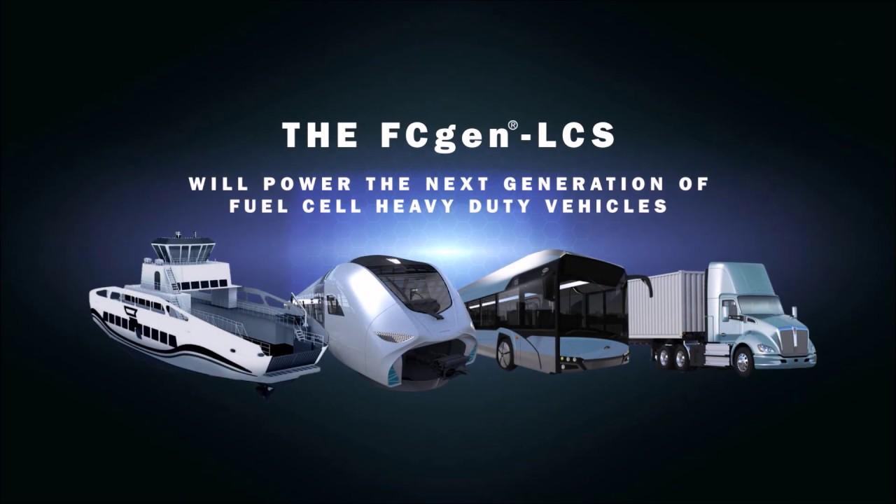 Ballard FCgen® LCS Fuel Cell Stack