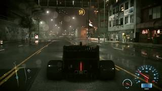 NEED FOR SPEED: My final run,need for speed DARKSIDE rat rod. PS4