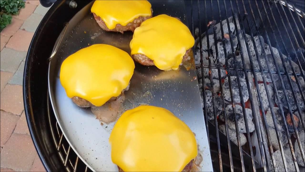 Grillplatte Für Gasgrill : Grillplatte aus edelstahl burger auf der platte youtube