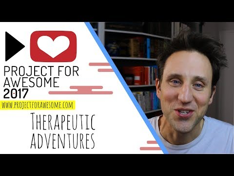 Project for Awesome—Therapeutic Adventures