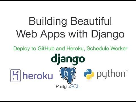 Deploy to GitHub and Heroku