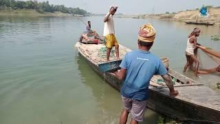 Gan Fishing Style Aair Kata Fish Catching by Real Fisher Men